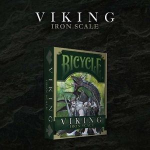 【USPCC 撲克】Bicycle viking iron scale Playing Cards