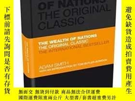 二手書博民逛書店The罕見Wealth Of Nations-國家的財富Y436638 Adam Smith Capstone