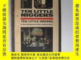二手書博民逛書店AGATHA罕見CHRISTIE TEN LITTLE NIGGERS:IS THE FILM BASED ON