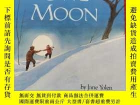二手書博民逛書店Owl罕見Moon【精裝】Y25376 Jane Yolen Philomel Books
