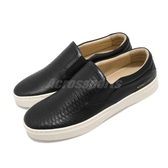 Royal Elastics 休閒鞋 Ketella 黑 奶油底 高質感皮革鞋面 Slip On 懶人鞋 橡膠大底 男鞋【PUMP306】 00383990