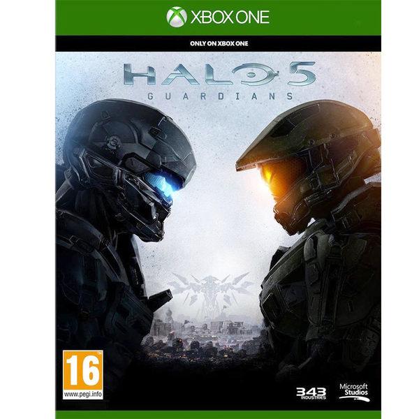 XBOX ONE Halo 5 最後一戰5:守護者 -中文英文合版- Guardians