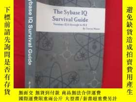 二手書博民逛書店The罕見Sybase IQ Survival Guide (小