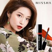 韓國 MISSHA 持久顯色唇釉 4.7ml 唇釉 唇蜜 唇彩