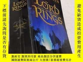 二手書博民逛書店THE罕見Lord of the RingsY235893
