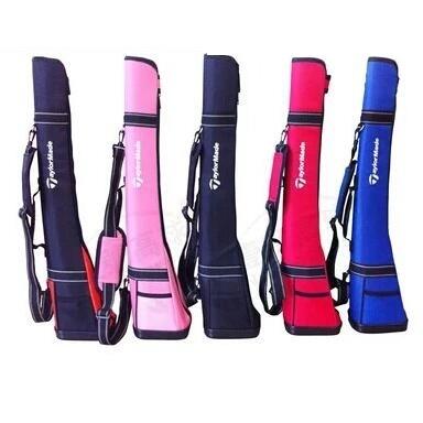 高爾夫球袋 高爾夫槍包高爾夫球包練習袋半截小槍包馬蹄包簡潔便攜