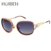 HORIEN海儷恩 時尚珊瑚款偏光太陽眼鏡 抗UV400 (HN 1200 E05)