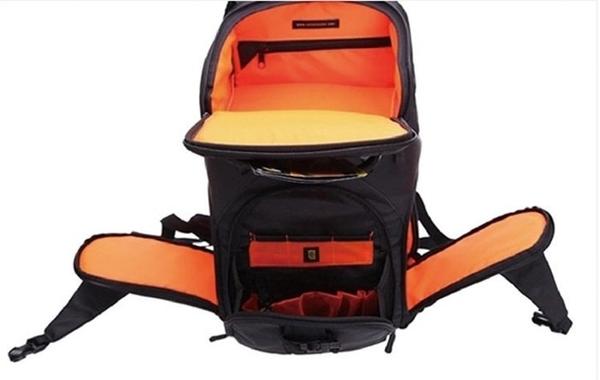 御彩數位@FANCIER富賽爾WB-9065專業型雙肩攝影背包 一機3鏡1閃 +15吋筆電空間...相機包