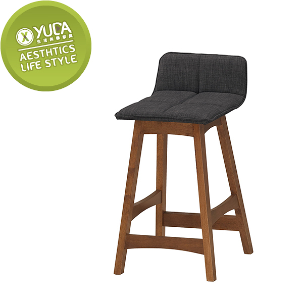 【YUDA】吉爾吧椅  吧台椅 /休閒椅 J0M 539-1 (高)