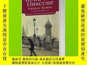 二手書博民逛書店無名的裘德罕見英文版原版小說 Jude the Obscure