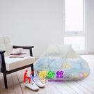 夏日最佳單品baby安睡防蚊床墊(附枕頭)