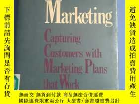 二手書博民逛書店Total罕見Marketing Capturing Custo