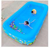 兒童充氣遊泳池超大號家用嬰兒寶寶遊泳桶加厚大型家庭小孩洗澡池 錢夫人小鋪