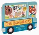 The Kids On The Bus:A Spin-The-Wheel Book Of Emotions 動物搭公車操作書