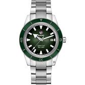 RADO 雷達 庫克船長自動機械腕錶-42mm R32105313