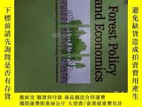 二手書博民逛書店學術期刊罕見Forest Policy and Economics (Journal) 02 2018 森林政策與