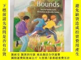 二手書博民逛書店罕見~ 外文書 Out of Bounds: Leveled Reader (Levels 27-28Y205