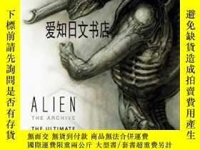 全新書博民逛書店【】Alien The ArchiveY175576 Titan Books Titan Books ISBN
