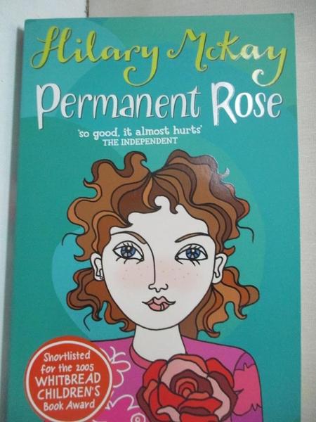 【書寶二手書T2/原文小說_HHY】Permanent Rose (Casson Family)_Hilary McKay