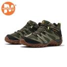 丹大戶外【MERRELL】美國 戶外鞋 男鞋 綠黑色 ML035661 耐鞋子│健行鞋│布鞋│登山鞋│越野鞋