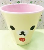 【震撼精品百貨】Rilakkuma San-X 拉拉熊懶懶熊~拉拉熊美耐皿杯子-妹妹#61117