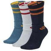 NIKE SB Crew Sock 條紋 長襪 厚襪 一組三雙 SX5760-990 ☆SP☆