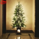 聖誕樹 igood圣誕樹1.2米環保圣誕節兒童裝飾發光家用圣誕盆景樹加密套餐耶誕節JY