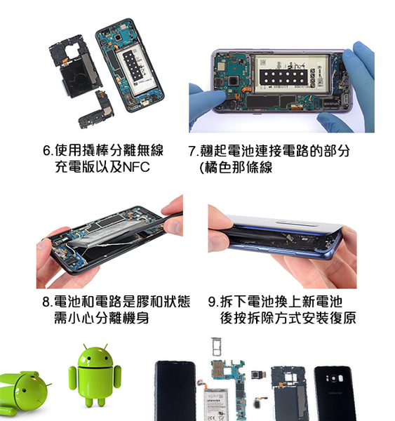 【coni shop】現貨 原廠品質 三星手機電池 均價 附工具 S3~9 Note2~5 8 J7
