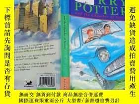 二手書博民逛書店HARRY罕見POTTER and the Chamber of Secrets:哈利波特與密室…Y20039