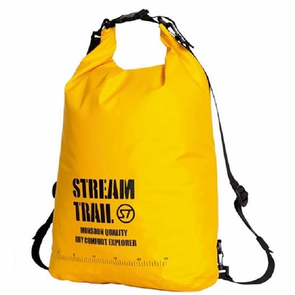Stream Trail Breathable Tube -S 黃色
