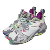 Nike Jordan Why Not Zer0.3 PF 白 灰 男鞋 籃球鞋 喬丹 Russell Westbrook 【ACS】 CD3002-100