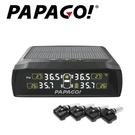 PAPAGO S72I 無線太陽能輕巧胎壓偵測器(胎內式) 保固二年/TireSafe