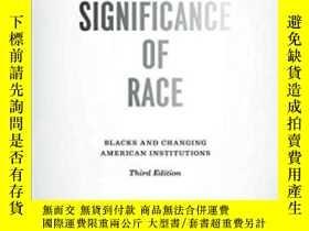 二手書博民逛書店The罕見Declining Significance Of RaceY307751 William Juli