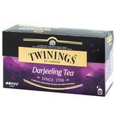 唐寧茶【Twinings】歐式大吉嶺茶(2gx25入茶包)