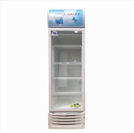 展示櫃冷藏櫃立式商用冰櫃冰箱啤酒飲品保鮮櫃雙門單門三門飲料櫃igo 酷男精品館