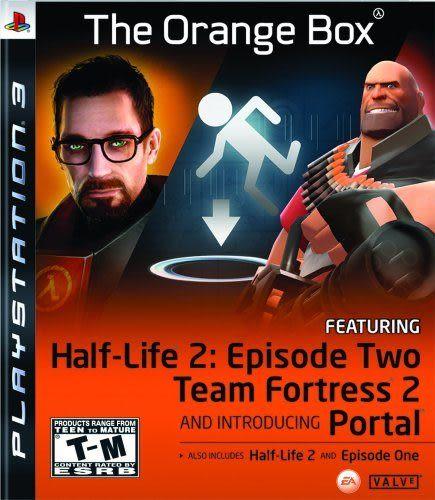 PS3 戰慄時空2 二部曲(橘盒)(美版代購)