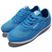 Reebok 休閒鞋 Royal CL Jog 2BB 藍 白 女鞋 麂皮 復古 運動鞋【ACS】 BD3287