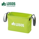 【LOGOS 日本 水長流防水提袋CI25】88230120/水桶/保冰袋/蓄水袋