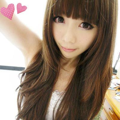 長直髮混血天使夢幻甜女孩長捲髮【MA111】FB網路人氣美女 蕾蕾 代言☆雙兒網☆
