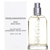 BOSS 自信男性淡香水 100ml-Tester包裝