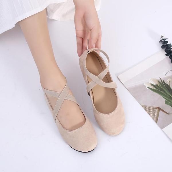 文藝復古女鞋平底森女日系瑪麗珍單鞋可愛圓頭學院風娃娃皮鞋軟妹 黛尼時尚精品