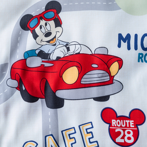 HOLA 迪士尼系列 天絲防蟎抗菌涼被 雙人 米奇