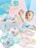 嬰兒手搖鈴玩具牙膠益智0-3-6-12個月寶寶1歲幼兒新生5男女孩8 新年下殺