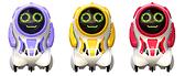 玩具反斗城 方程式口袋機器人-圓頭