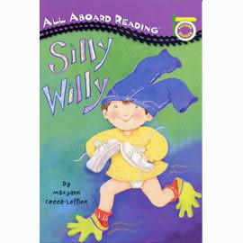 【汪培珽書單】〈All Aboard Reading系列:Picture Reader 〉SILLY WILLY