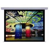 晶美系列 100吋 電動布幕 EH 84 x 84( 一般視廳用 1 : 1 ) (附遙控器)
