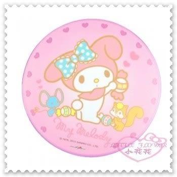 ♥小花花日本精品♥《Melody》美樂蒂 晶彩 透明 滑鼠墊 桌墊 特殊壓紋 站姿 小老鼠 松鼠 21096105