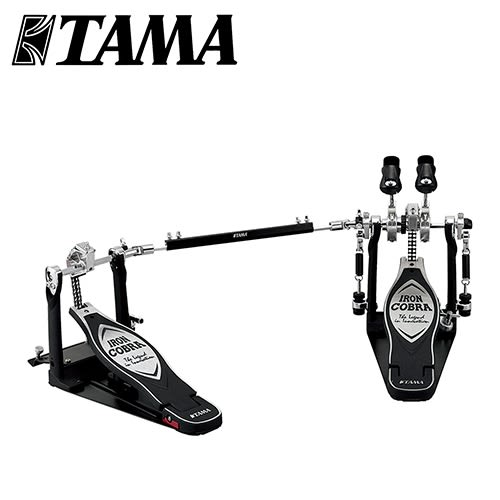 【敦煌樂器】TAMA HP900PWN 大鼓雙踏板 力量型 附贈專屬收納盒