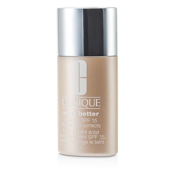 SW Clinique倩碧-143 勻淨無瑕粉底液 Even Better Makeup SPF15 (Dry Combination to Combination Oily) - No. 26 Cashew