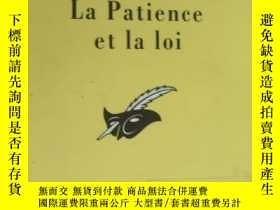 二手書博民逛書店la罕見patience et la loiY164737 Penny Mickelbury 如圖 出版19